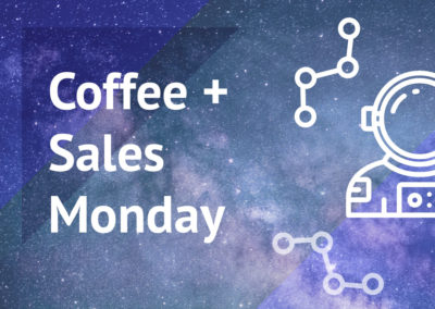 Coffee + Sales Monday –  Episodio 1 Digitalización de Procesos Comerciales