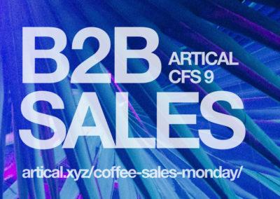 Coffee Sales – Generacion B2B Mitos y Realidades, Episodio 9